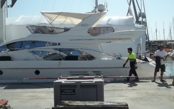 Azimut 50 Boat Survey